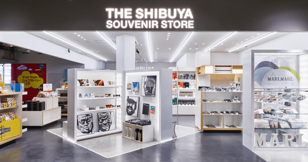 THE SHIBUYA SOUVENIR STORE(ザ シブヤ スーベニア ストア)